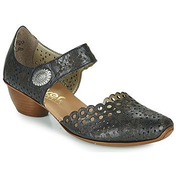 Chaussures Femme Escarpins Rieker DOUNIA Noir