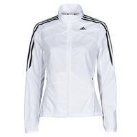 Vêtements Femme Vestes de survêtement adidas Performance MARATHON JKT W Blanc