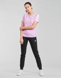 Vêtements Femme Pantalons de survêtement adidas Performance W 3S FL C PT Noir