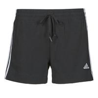 Vêtements Femme Shorts / Bermudas adidas Performance W 3S SJ SHO Noir