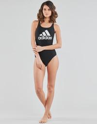 Vêtements Femme Maillots de bain 1 pièce adidas Performance SHEROBOS Noir