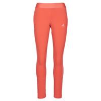 Vêtements Femme Leggings adidas Performance W 3S LEG Rouge