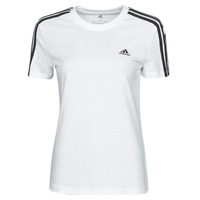 Vêtements Femme T-shirts manches courtes adidas Performance WESTY Blanc