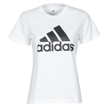 Vêtements Femme T-shirts manches courtes adidas Performance WABLIT Blanc