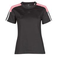 Vêtements Femme T-shirts manches courtes adidas Performance COBLIN Noir