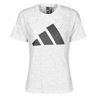 Vêtements Femme T-shirts manches courtes adidas Performance WINYZ Blanc