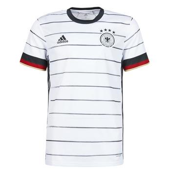 Vêtements Homme T-shirts manches courtes adidas Performance HAJSY Blanc