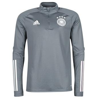Vêtements Homme Sweats adidas Performance DFB TR TOP Gris