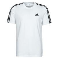 Vêtements Homme T-shirts manches courtes adidas Performance MESJIT Blanc