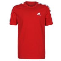 Vêtements Homme T-shirts manches courtes adidas Performance MESJIT Rouge