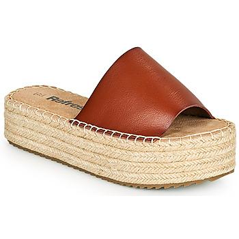 Chaussures Femme Mules Refresh ETINNA Camel