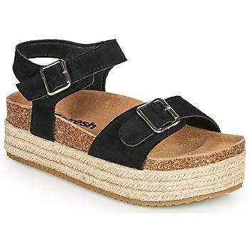 Chaussures Femme Sandales et Nu-pieds Refresh KINNA Noir