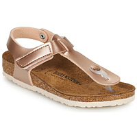 Chaussures Fille Tongs Birkenstock KAIRO HL Rose