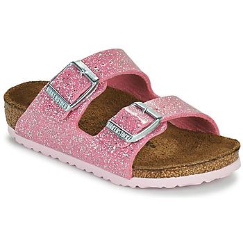Chaussures Fille Mules Birkenstock ARIZONA Rose