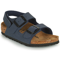 Chaussures Garçon Sandales et Nu-pieds Birkenstock MILANO HL Bleu