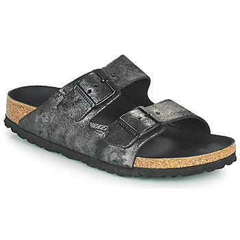 Chaussures Femme Mules Birkenstock ARIZONA Noir