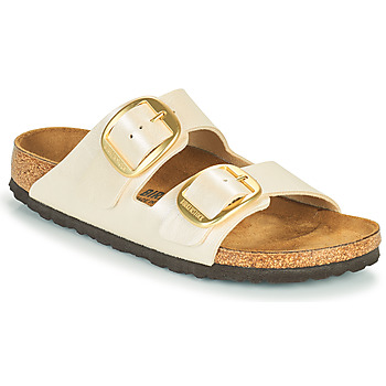Chaussures Femme Mules Birkenstock ARIZONA BIG BUCKLE Blanc