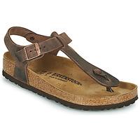Chaussures Femme Tongs Birkenstock KAIRO Marron