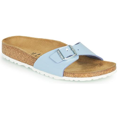 Chaussures Femme Mules Birkenstock MADRID Bleu