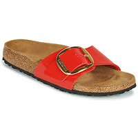 Chaussures Femme Mules Birkenstock MADRID BIG BUCKLE Rouge