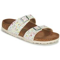 Chaussures Femme Mules Birkenstock SYDNEY Blanc