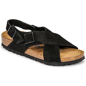 Chaussures Femme Sandales et Nu-pieds Birkenstock TULUM SFB Noir