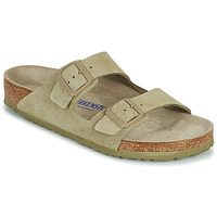 Chaussures Homme Mules Birkenstock ARIZONA SFB Kaki