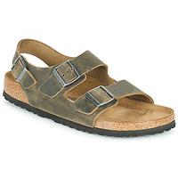 Chaussures Homme Sandales et Nu-pieds Birkenstock MILANO Kaki