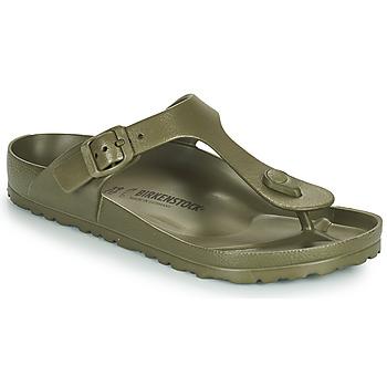 Chaussures Femme Tongs Birkenstock GIZEH EVA Kaki