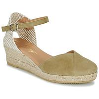 Chaussures Femme Sandales et Nu-pieds Betty London INONO Kaki