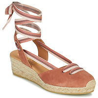 Chaussures Femme Sandales et Nu-pieds Betty London OJORD Rose