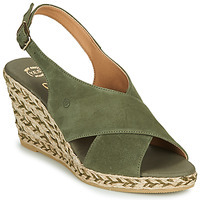 Chaussures Femme Sandales et Nu-pieds Betty London OHINDRA Kaki