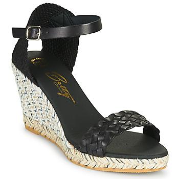Chaussures Femme Sandales et Nu-pieds Betty London OBRENNA Cognac