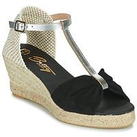 Chaussures Femme Sandales et Nu-pieds Betty London OREINOA Noir