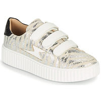 Chaussures Femme Baskets basses Vanessa Wu BANTRIA Gris