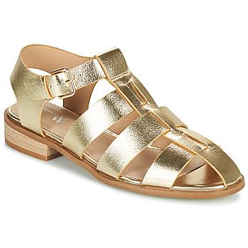 Chaussures Femme Sandales et Nu-pieds Vanessa Wu ELOISA Doré