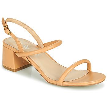Chaussures Femme Sandales et Nu-pieds Vanessa Wu SOLILA Camel