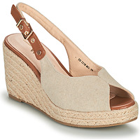 Chaussures Femme Sandales et Nu-pieds Vanessa Wu ELAGRA Beige / Marron