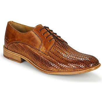 Chaussures Homme Richelieu Melvin & Hamilton EDDY 8 Marron