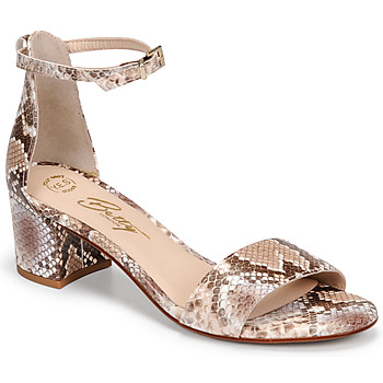 Chaussures Femme Sandales et Nu-pieds Betty London INNAMATA Taupe