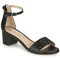 Chaussures Femme Sandales et Nu-pieds Betty London OLAKE Noir