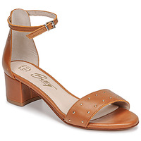 Chaussures Femme Sandales et Nu-pieds Betty London OLAKE Camel