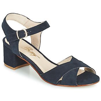 Chaussures Femme Sandales et Nu-pieds Betty London OSKAIDI Marine
