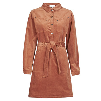 Vêtements Femme Robes courtes Betty London NOULETTE Rouille