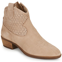 Chaussures Femme Boots Betty London OGEMMA Beige