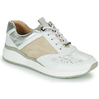 Chaussures Fille Baskets montantes JB Martin 1KALIO Blanc