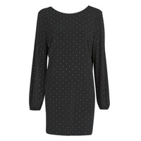 Vêtements Femme Robes courtes Guess SORAYA Dress Noir