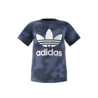 Vêtements Garçon T-shirts manches courtes adidas Originals GN4116 Bleu