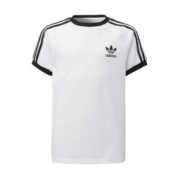 Vêtements Enfant T-shirts manches courtes adidas Originals DV2901 Blanc