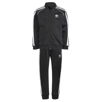 Vêtements Enfant Ensembles de survêtement adidas Originals GN4362 Noir